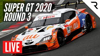 SUPER GT 2020 Round 3 -  LIVE, Full Race, English - Suzuka