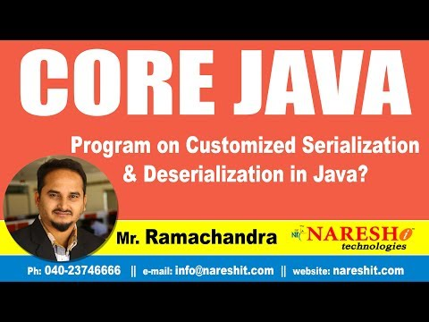 core-java-tutorial-|-program-on-customized-serialization-and-deserialization-in-java-?