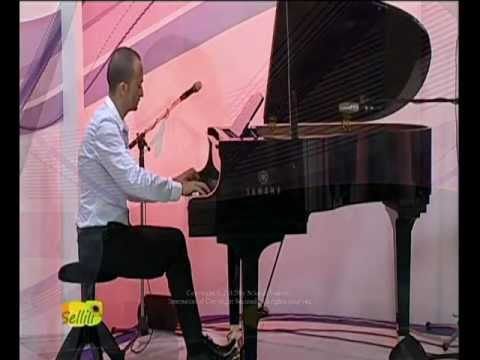 Nikolai Vuković plays his compositions and is interviewed on the National Television of Malta