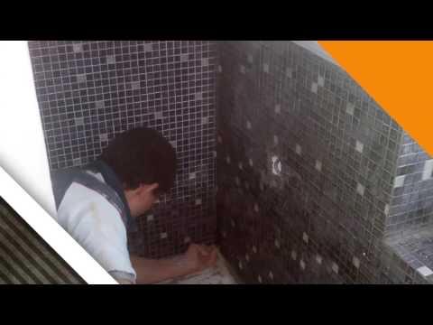 Rénovation de salle de bain Vidéo avant/pendant et après les travaux.