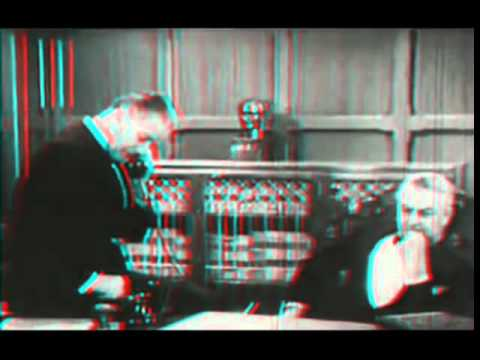 Murder By Television 1935 in anaglyph 3D (complete film)