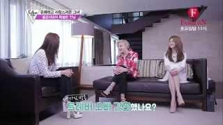 Хлоя Морец на корейском телешоу «FashionN» от канала «Follow Me 5»