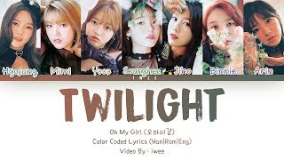Oh My Girl - Twilight