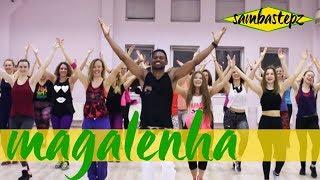 Magalenha Samba Zumba - How to dance Magalenha - Sergio Mendes