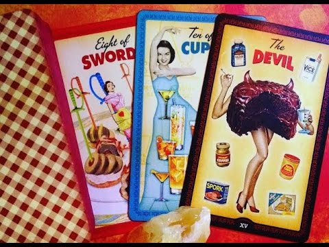 The Housewives Tarot Review YouTube
