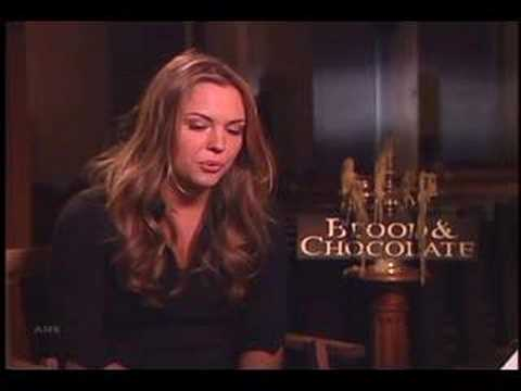 AGNES BRUCKNER BECOMES A WOLF IN BLOOD AND CHOCOLATE