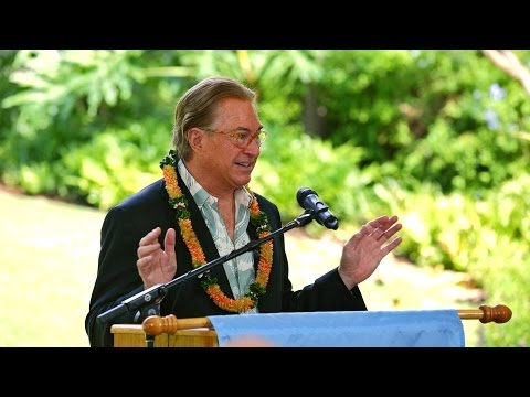 Jay H. Shidler presents $100 million gift to University of Hawaii