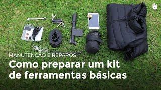 Kit de ferramentas básicas | Manutenção de Bicicletas