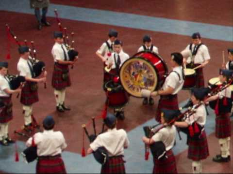 1st Troon BB Junior Pipe Band Contest Class(Boys' ...
