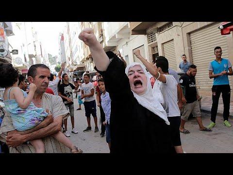 Morocco: civil unrest in northern Rif region
