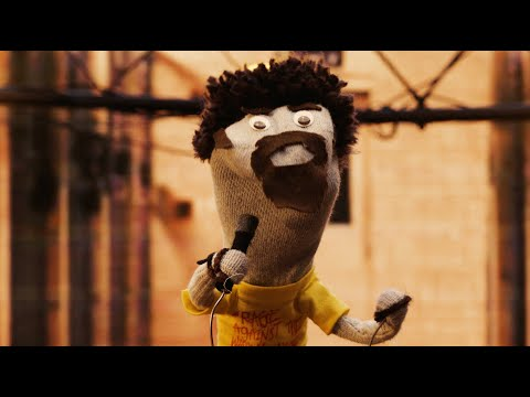Jess - System Of A Down Sock Puppet Parody Chop Suey