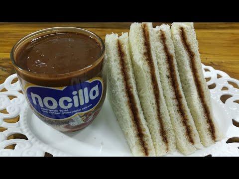 Nocilla Recipe/Nutella Recipe