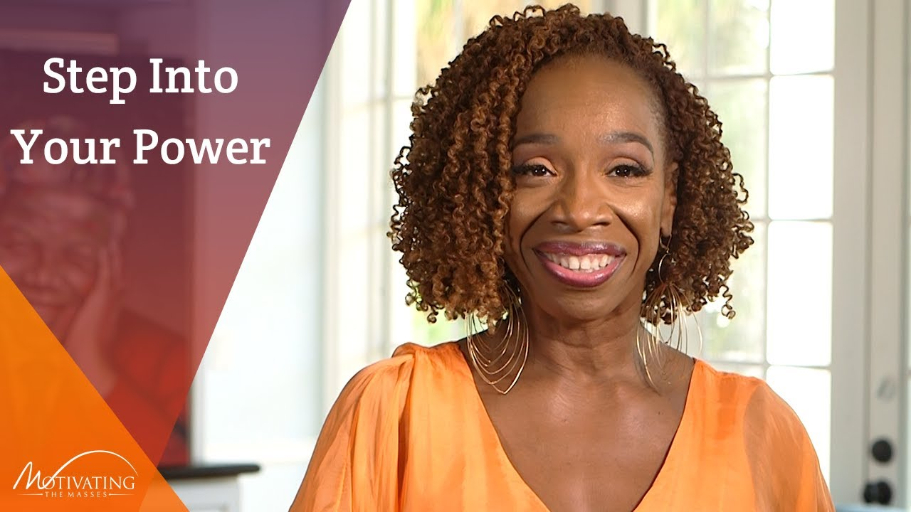 How To Step Into Your Power - Lisa Nichols