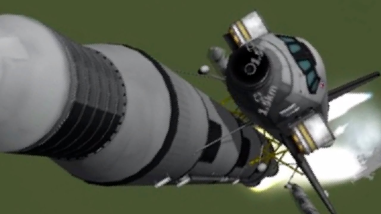 ksp stable space shuttle - photo #37
