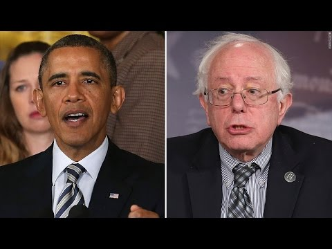 Bernie Sanders Now Polling BETTER Than Obama Was in 2007