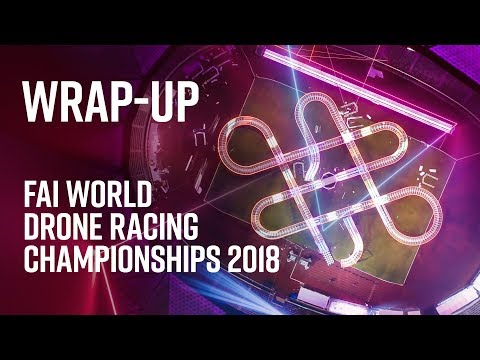 FAI World Drone Racing Championships: Wrap-up