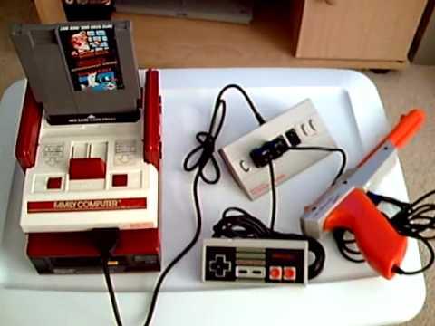 Famicom Av Modded Playing Fc Nes Controller Converter
