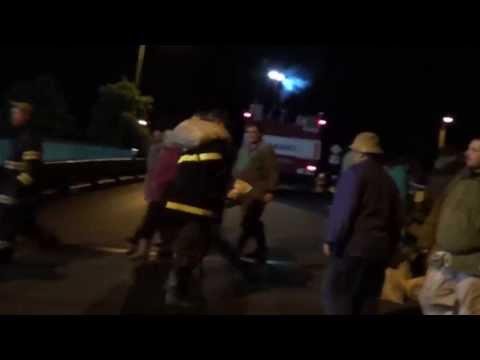 hasiči Košík povodně Vestec 2.6. 2013