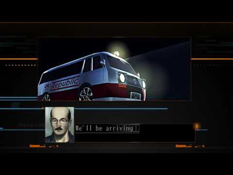 The Silver Case Updated Demo Gameplay