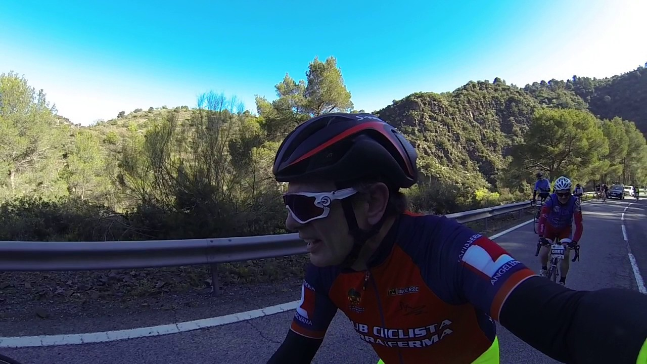 Cambrils Park Gran Fondo Costa Dorada 1 4 2017 Youtube