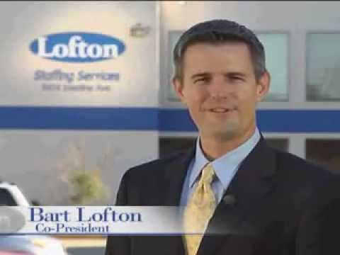 Lofton Staffing Services Temporary Employment Agencies Personnel 2-09.wmv