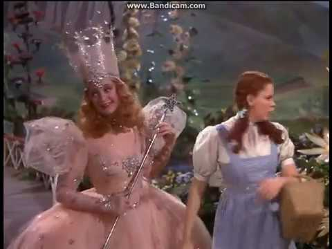 the wizard of oz the good witch of the north appears youtube
