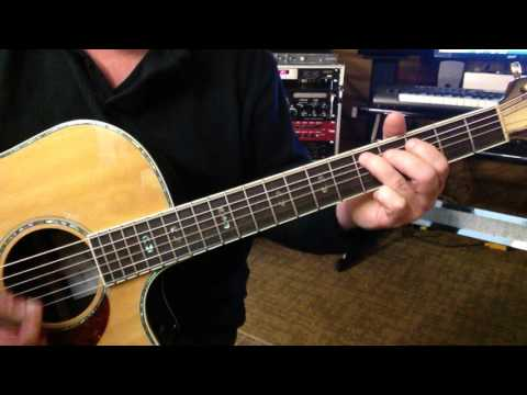 Drivin' Mine - Open G7sus Tuning - Key of C Natural Minor