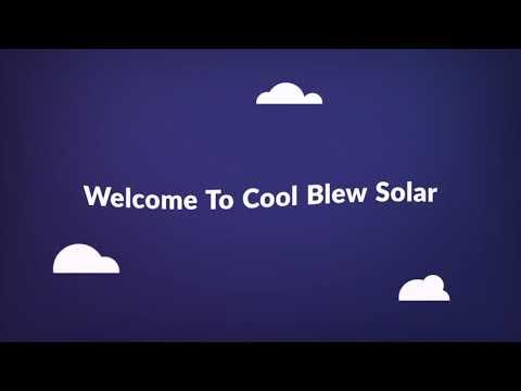 Cool Blew Solar Repair Company in Peoria
