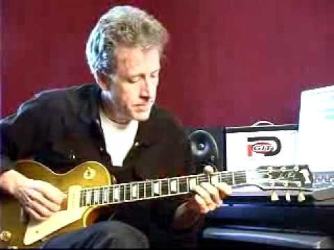 Blues Guitar Lessons - Down Home 1 - Blues Bash - Keith Wyatt