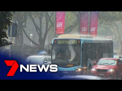 New South Wales receives welcome rain - with much more on the way | 7NEWS
