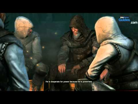Assassin's Creed: Revelations Gameplay - Part 23: The Avenger, The Mentor's Return, The Maiden's Tower