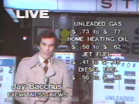 Gas Prices in 1979 - 1979 Energy Crisis reported on WEWS News