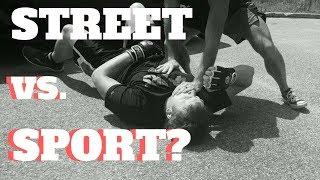 Myths about Streetfighting vs. Combat Sport