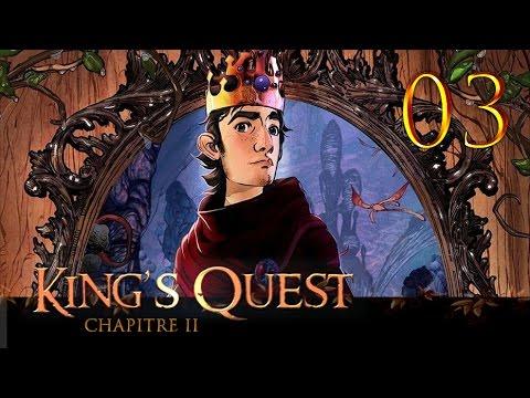 King's Quest Chapitre 2 - EP3 - Le Choix de Grahamy