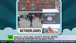 Social Connection? ISIS supporters post pics from around Europe