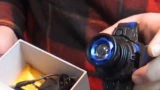 Как начать работать с новым аккумуляторным фонарем!(http://www.alarmgadget.ru/ Как начать работать с новым аккумуляторным фонарем! Ждем Вас в нашем магазине
