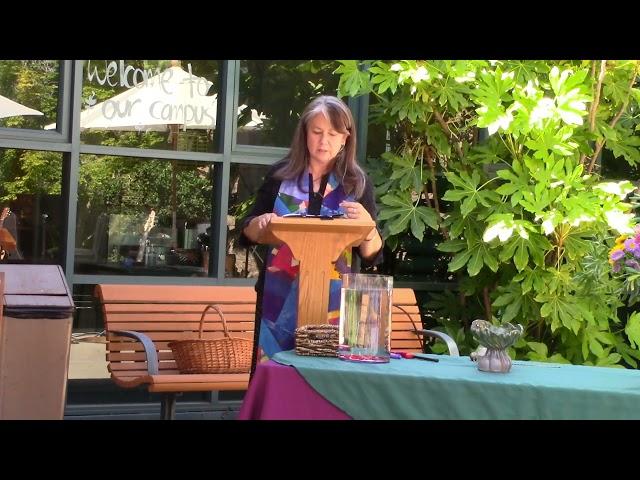 MDUUC Sunday Service 4/18/2021 - Sermon - Rev Leslie Takahashi