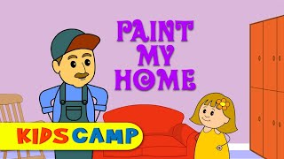 Paint My Home (furniture) - The World Of Elly