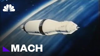 As Historically Significant As Apollo 11, Apollo 8 Launched 50 Years Ago This Week | Mach | NBC News