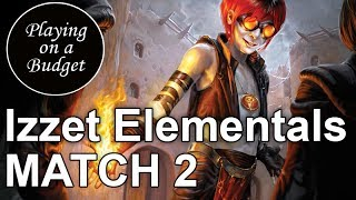 MTG Standard: Izzet Elementals vs Blue Devotion - Playing on a Budget