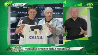 Ronaldo critica gestão Roberto de Andrade