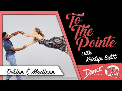 Derion & Madison Talk About Their Relationship With Diavolo Post-World Of Dance