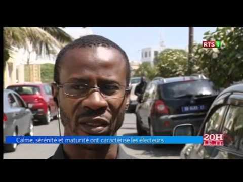 Journal Télévisé 20H de la RTS1 du lundi 21 mars 2016