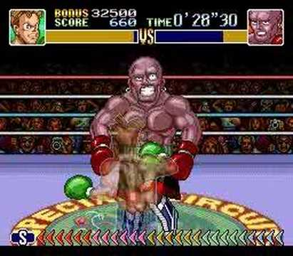 Super Punch - Out!! - Special Circuit