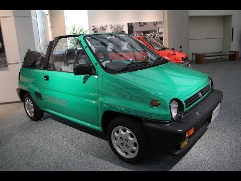 1984 HONDA City Cabriolet