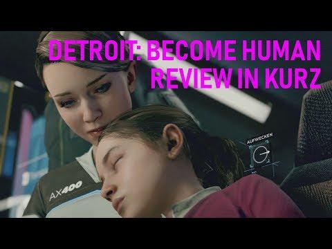 """""""Detroit: Become Human"""" Kurz-Test: Nö, nichts für mich... – Review, Deutsch"""
