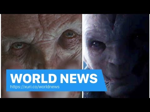 World News - Star Wars Jedi: original Name of last 8 Snoke ' revealed-and it is surprising