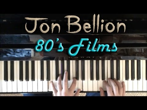 80's Films - Jon Bellion Piano Cover