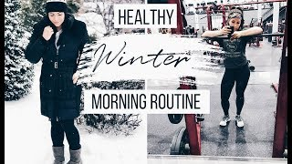 My Healthy Morning Routine 2018 | Mindfulness, Home Workout, Habits For Success