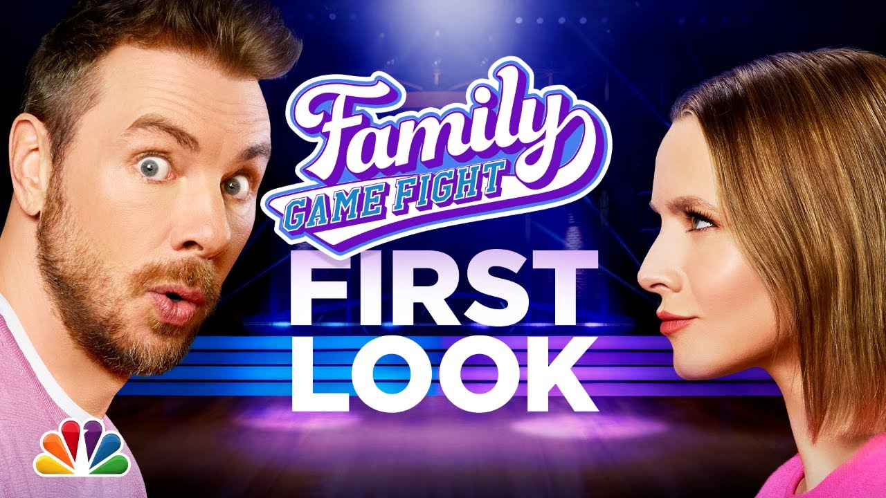 The Fight Is On! - Family Game Fight!